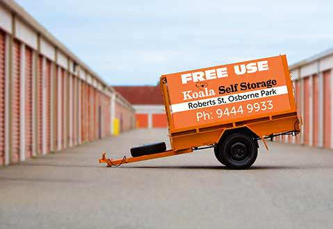 Free Trailer Hire